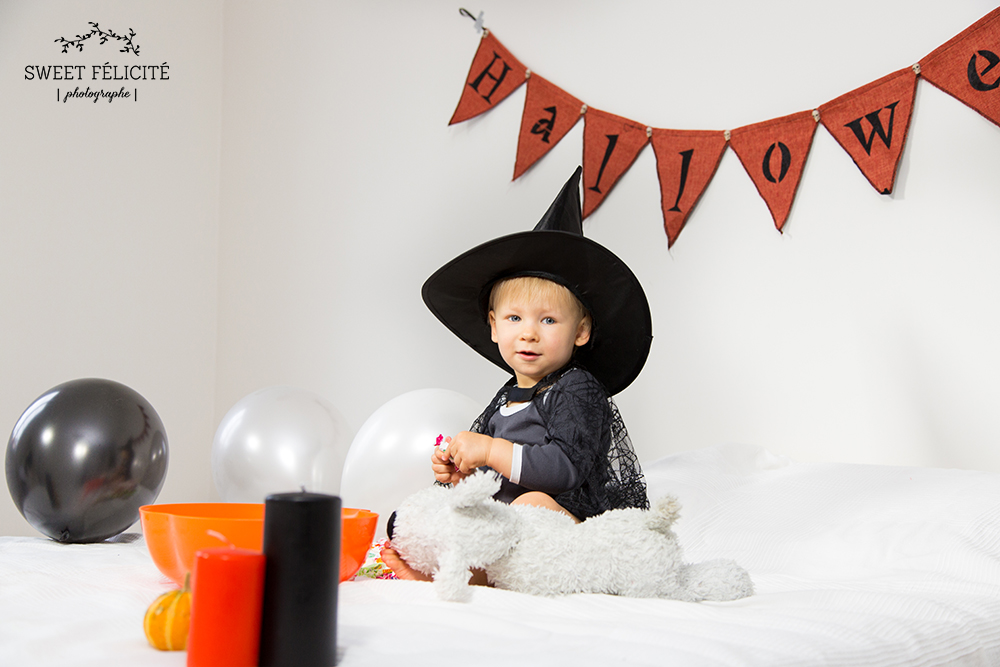 Arsene 18 mois Halloween Sweet Felicite Photographie (17 sur 31) copie