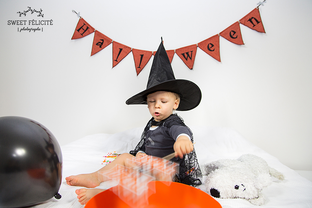 Arsene 18 mois Halloween Sweet Felicite Photographie (28 sur 31) copie