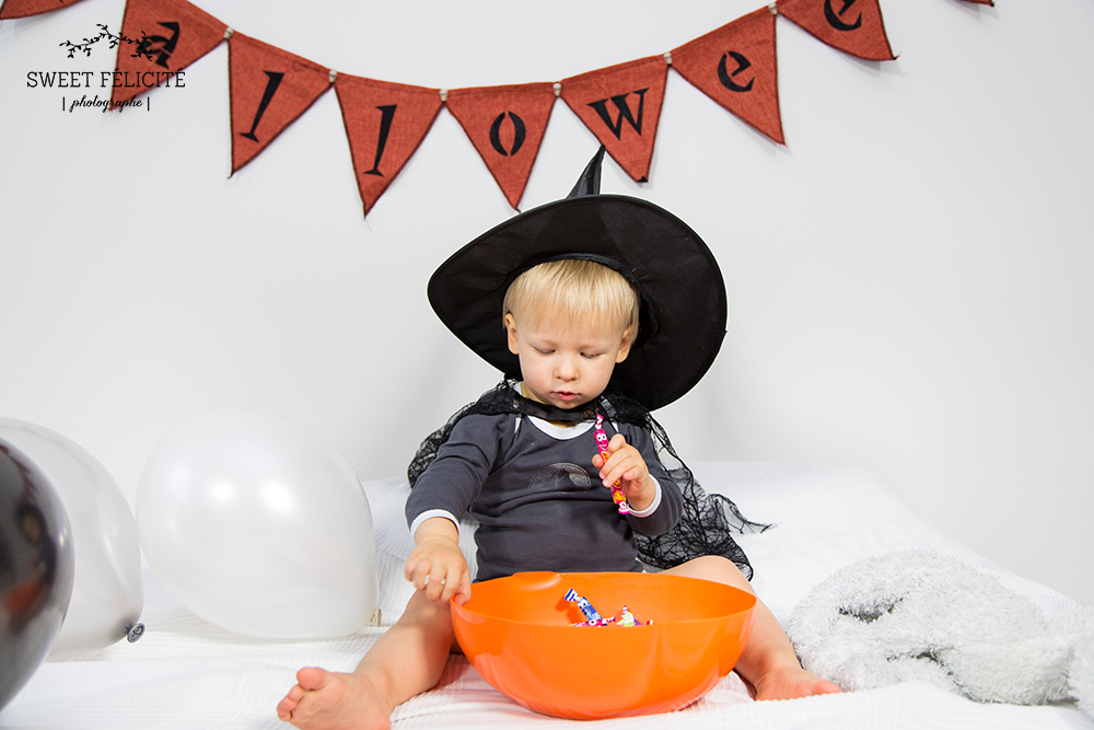 Arsene 18 mois Halloween Sweet Felicite Photographie (7 sur 31) copie