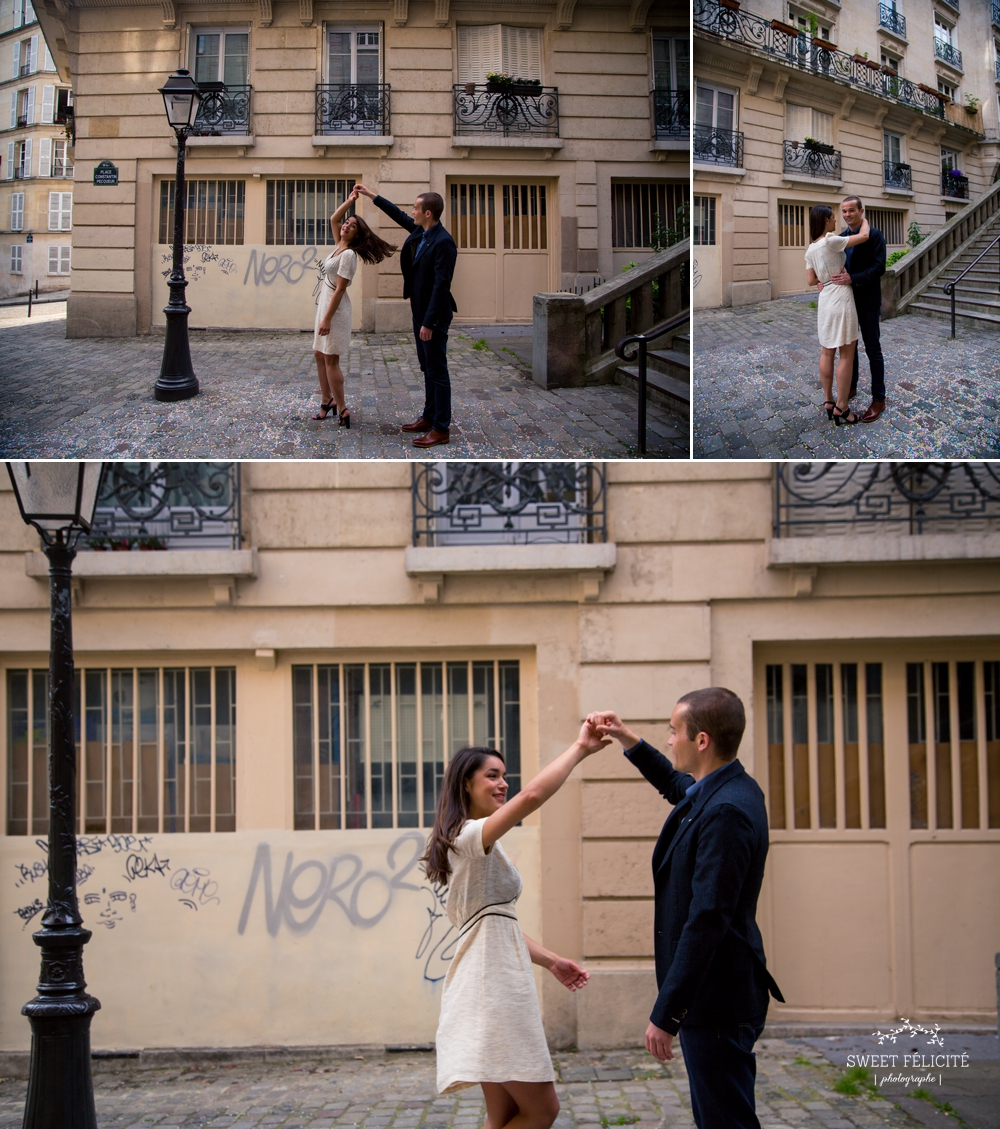 Seance Engagement Montmartre Paris Sweet Felicite Photographe 10