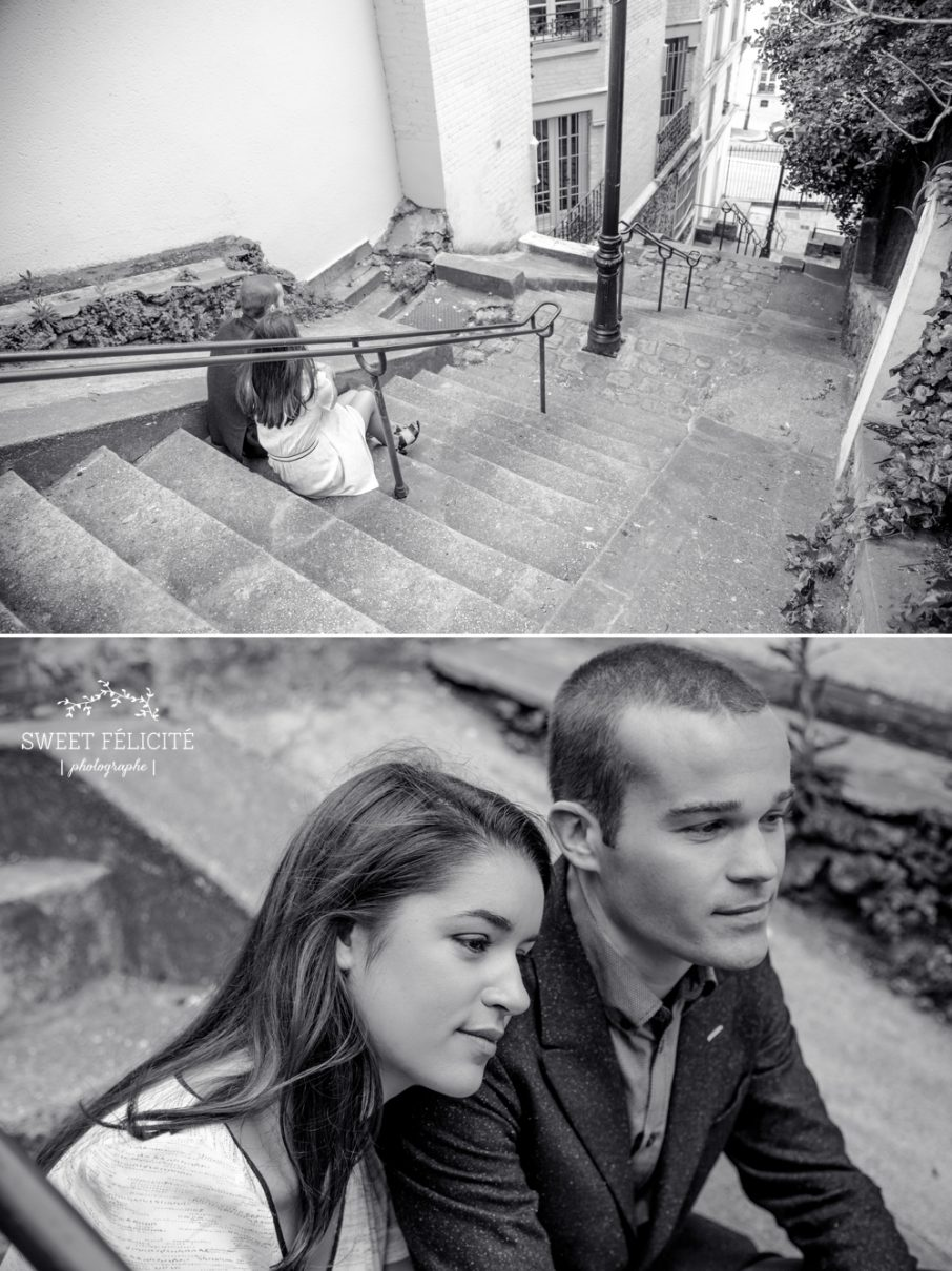 Seance Engagement Montmartre Paris Sweet Felicite Photographe 23