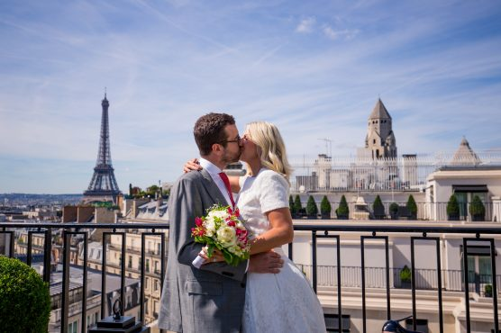 Sweet Mariage: C&S au Georges V Paris