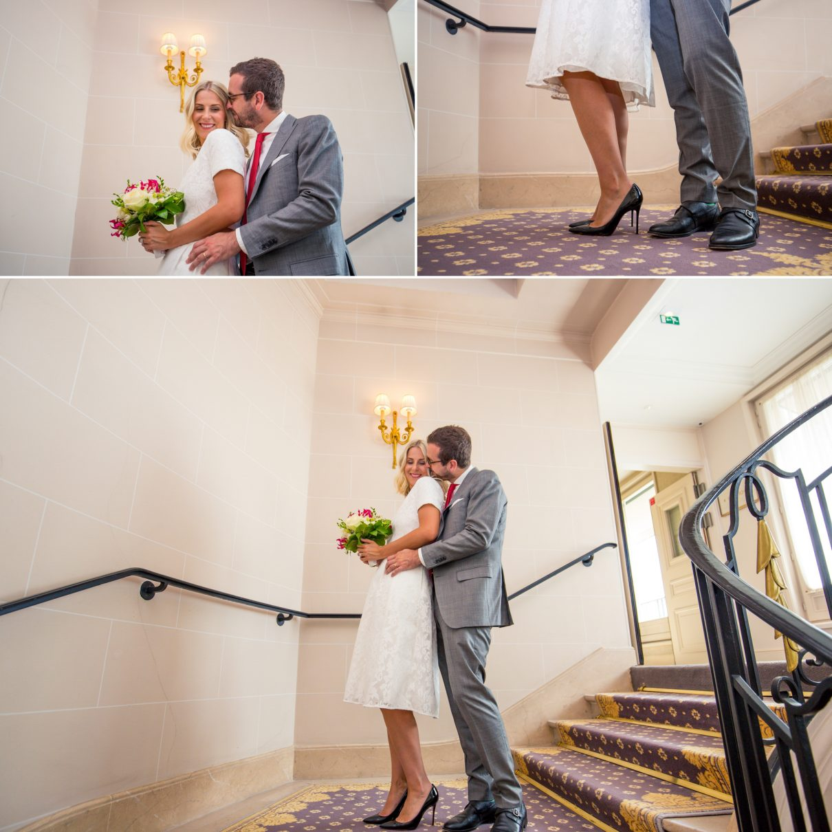 Sweet Felicite Photographe Mariage Paris Georges V Four Seasons C&S (32 sur 38)