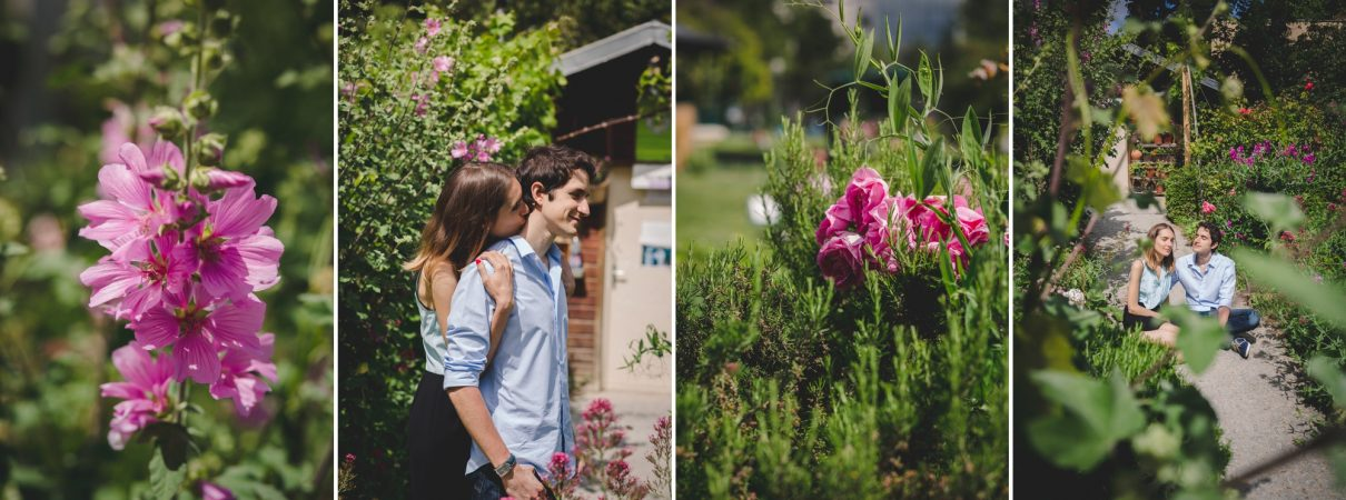 Sweet Felicite Photographe Engagement amoureux paris 14