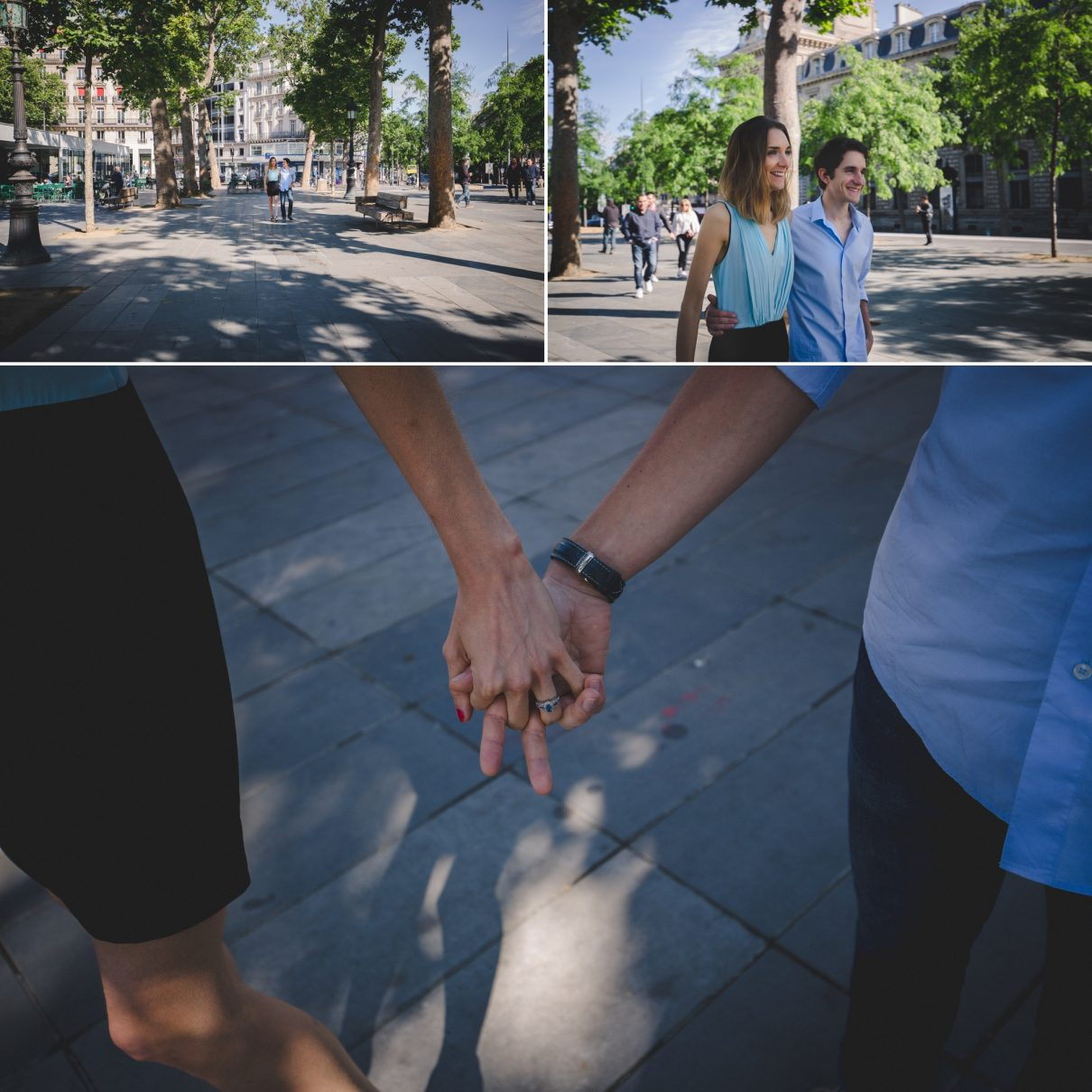 Sweet Felicite Photographe Engagement amoureux paris 2